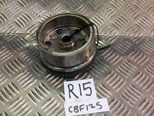 R39R15 HONDA CBF125 CBF 125 ENGINE MAGNETO ROTOR & STARTER RING (FREE UK POST)