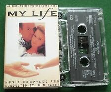 My Life OST John Barry Cassette Tape TESTED