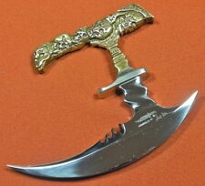RARE Custom Made by GIL HIBBEN 1 of 10 THOR'S SICKLE Art Knife