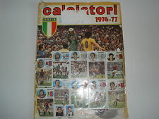 MANCOLISTE FIGURINE PANINI -CALCIATORI 1976-77- REC.- REMOVED FROM AN ALBUM