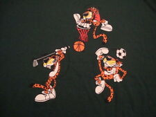 vintage 90s CHEETOS CHESTER CHEETAH DANGEROUSLY CHEESY CARTOON T-Shirt 2XL