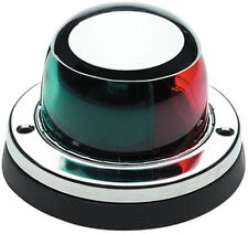 Stainless Steel Bi-Color Combination Deck Mount Bow Navigation Light for Boats