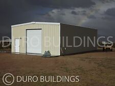 DuroBEAM Steel 40x60x10 Metal Prefab Building Kits US Made Lowest Prices DiRECT