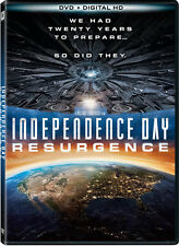 Independence Day: Resurgence (2016, REGION 1 DVD New)