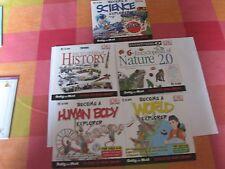 DK PC CD ROM Set di 5 CD