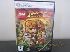 LEGO Indiana Jones: The Original Adventures  (PC, 2008) *Tested/Complete