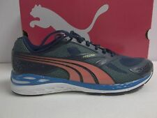 Puma Size 9.5 M New Mens Bioweb Speed Shoes Sneakers Blue