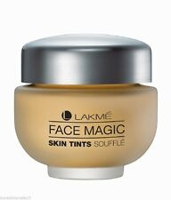 Lakme Face magic Daily Wear Souffle Foundation Natural Shell Flawless Skin 30 ml