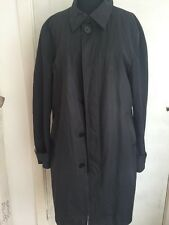 john lewis mens all seasons mac coat size m