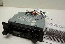 OLD SCHOOL Toshiba Car Stereo Audio TX-304 Cassette vtg vw bmw classic rare RCA
