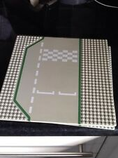 Lego Starting Grind Vintage Grey Road Board / Plate