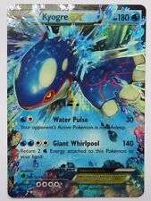 Kyogre ex - 54/160 XY Primal Clash - Ultra Rare Pokemon Card