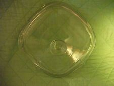 PYREX REPLACEMENT CLEAR GLASS COVER LID 9X9