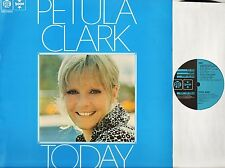 PETULA CLARK today PKL 5502 uk pye 1971 LP EX/EX-