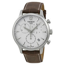 Tissot Tradition Stainless Steel Mens Watch T063.617.16.037.00