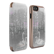 OFFICIAL Ted Baker WENDORE Women's Mirror Swan Case for iPhone 7 Also Fits 6S
