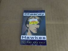 CHESNEY HAWKES THE ONE AND ONLY  FACTORY SEALED CASSETTE SINGLE