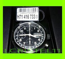Hamilton Khaki Field Chrono Auto Men's Automatic Watch H71416733 - Valjoux 7750