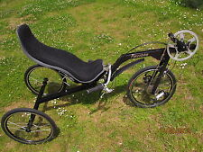 folding bike recumbent tricycle flevobike flevo trike