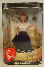 Mattel I LOVE LUCY Lucy's Italian Movie EPISODE 150 Barbie Doll #25527 NRFB