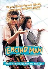 Encino Man Sean Astin Brendan Fraser Les Mayfield (DVD/PG) NEW [TRAILER INSIDE]