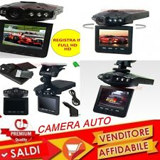 VIDEOCAMERA CAR CAMERA AUTO HD INFRAROSSI MOTION DETECTOR