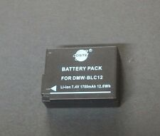 DSTE DMW-BLC12 BATTERY PACK FOR Panasonic Lumix GH2 Camera EH1926