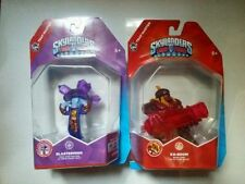 SKYLANDERS TRAP TEAM LOT 2 FIGURES BLASTERMIND & KA-BOOM KABOOM NEW TRAP MASTER