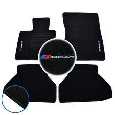 TAPIS SOL MOQUETTE LOGO PERFORMANCE M SUR MESURE BMW X6 E71 E72 XDRIVE X-DRIVE