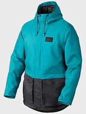 NEW OAKLEY TALLY HO BIOZONE INSULATED MENS GUYS SKI/SNOWBOARD SNOW JACKET SZ L