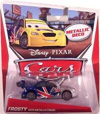 Disney Cars 2 Pixar Frosty New Metallic Deco Target Exclusive With 2013 Poster