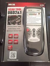 BRAND NEW! Innova 3140e OBD2/OBD1 Scan Tool with OBD2 Live Data (Newest model)