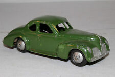1930's Dinky #39f Studebaker Coupe, Early Model