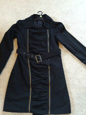 Tammy Girl's BHS Women's Coat Jacket Fully Lined with belt Size 16 years 176cm