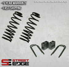 "Street Edge 83-97 Mitsubishi Mighty Max 2WD 2.5"" Front & 3"" Rear Lowering Kit"