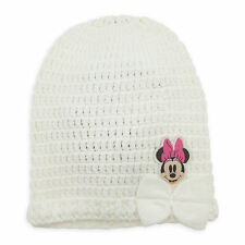 NEW WITH TAGS MINNIE MOUSE KNIT HAT 6 - 12M   SUPER CUTE!!