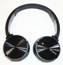 Sony MDRZX330BT/B Bluetooth NFC Wireless Headphones, MDR-ZX330BT/B Black