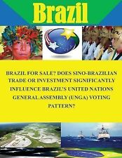 Brazil: Brazil for Sale? Does Sino-Brazilian Trade or Investment...