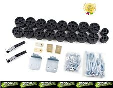 "2003-2005 Chevrolet GMC 1500 Zone Offroad 1-1/2"" Body Lift Kit 2WD/4WD C9153"
