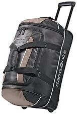 Samsonite Luggage 22 Carry On Duffel Rolling Bag Lightweight Travel Suitcase