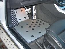 BMW X5 Typ E53/X53 Alu Fußmatten Set 5-tlg. MPE-S