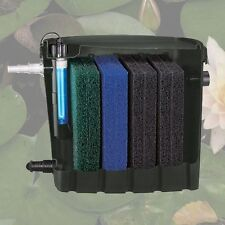 Matala Koi Pond External Filter (18 watt UV Clarifier) KOI POND FREE S&H!!