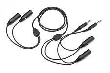 Pilot Communications - Dual Headset Adapter - PA-72S