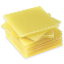 CERA ARTICULAR AMARILLA 50 PLACAS. Yellow dental wax.