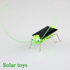 2016 NEW Toy Fun Solar Power Robot Insect Locust Grasshopper GK DU2