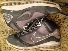 Nike Air Max Lebron VII US Mens Size 11.5 Basketball King James 7 Cool Grey