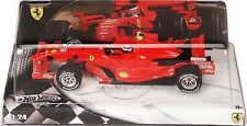 HOT WHEELS Ferrari F1 Car Kimi Raikkonen F2007 1 1/24 DIECAST CAR L6242
