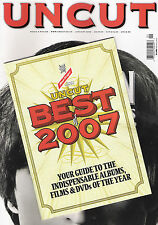 UNCUT:THE BEST OF 2007 (52 PAGE BOOKLET)