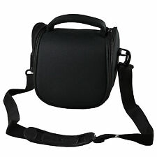 AB2 Black Camera Case Bag for Samsung WB100 WB2100 Bridge Camera