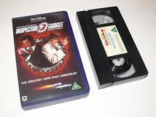 VHS Video ~ Inspector Gadget ~ Matthew Broderick / Rupert Everett ~ Walt Disney
